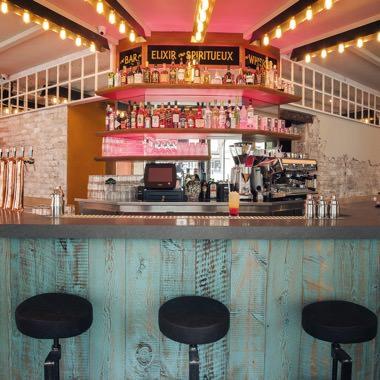 Restaurant Interieur Design.Michael Malapert Interior Design Restaurant La Mere Pouchet