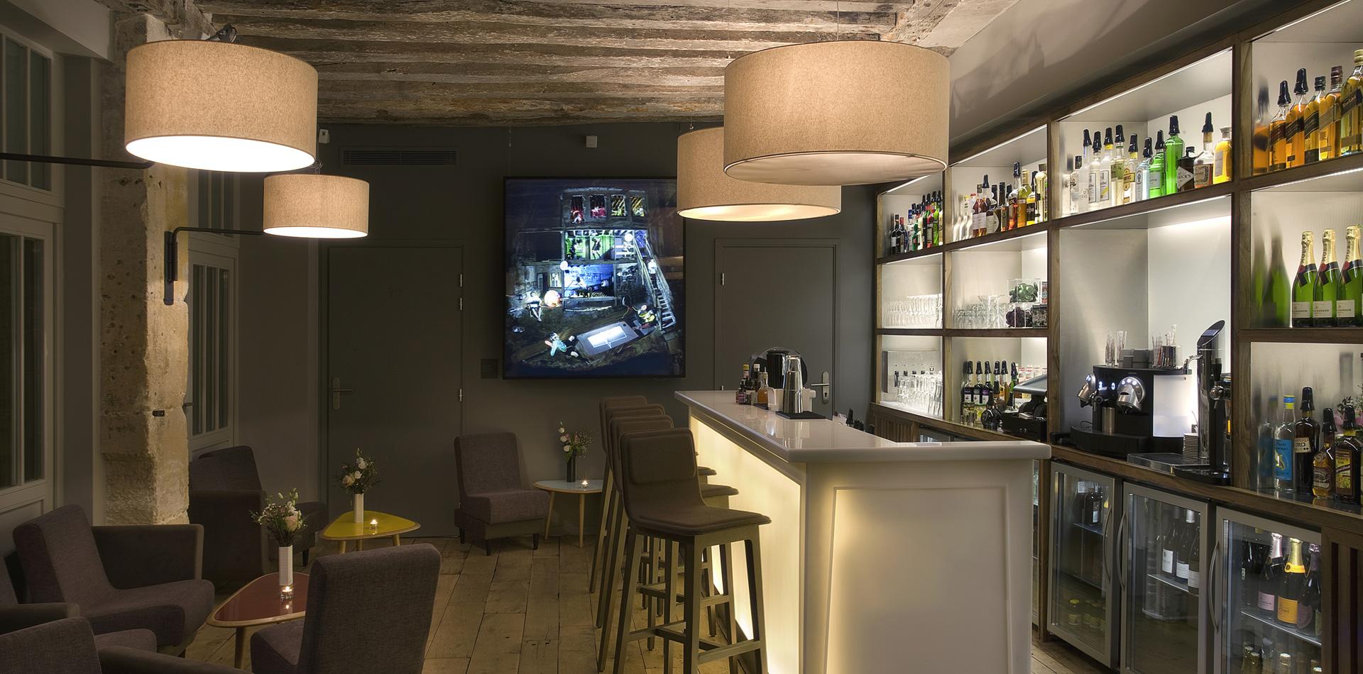 h tel jules jim michael malapert interior design architecte d 39 int rieur paris. Black Bedroom Furniture Sets. Home Design Ideas