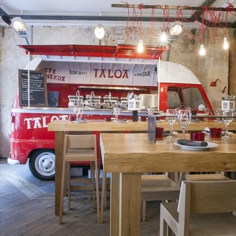 A-Noste le restaurant de Julien Duboué