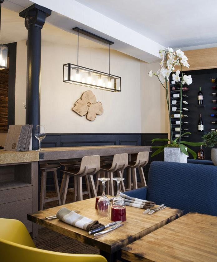 Michael malapert interior design restaurant a noste julien duboue paris 07 michael malapert interior design architecte dintérieur paris