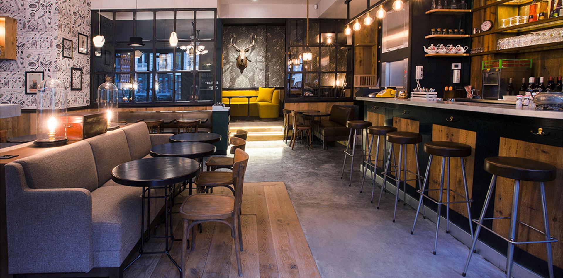 Cafe Le Veronese Paris