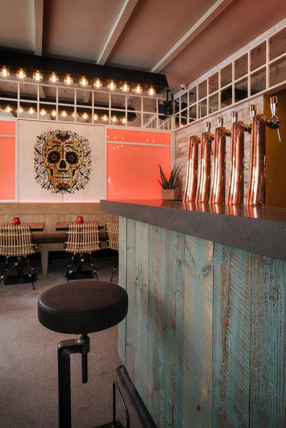 Michael malapert interior design bar a cocktail la mere pouchet paris 03 michael malapert interior design architecte dintérieur paris