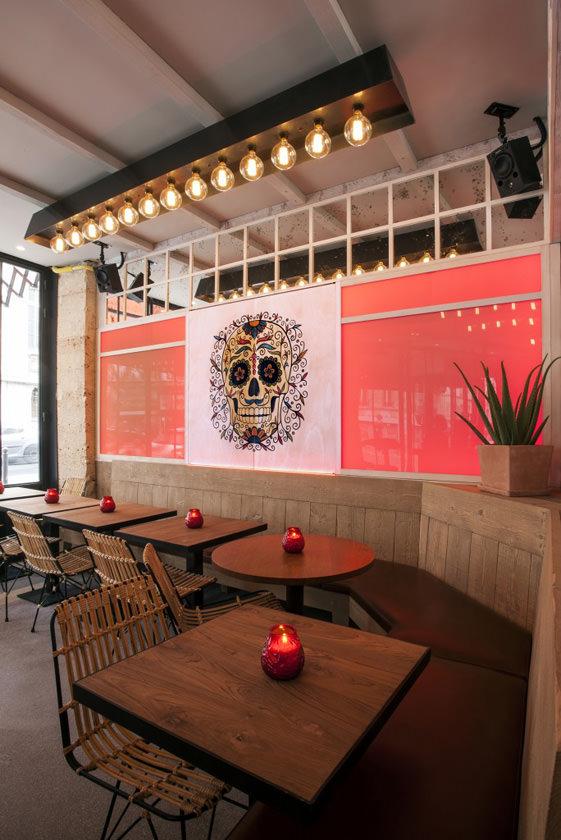 Michael malapert interior design bar a cocktail la mere pouchet paris 04 michael malapert interior design architecte dintérieur paris