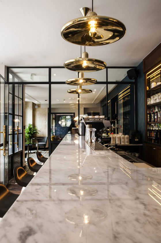 Michael malapert interior design hotel andre latin paris