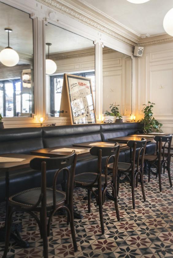 Michael malapert interior design restaurant la marine paris 03 michael malapert interior design architecte dintérieur paris