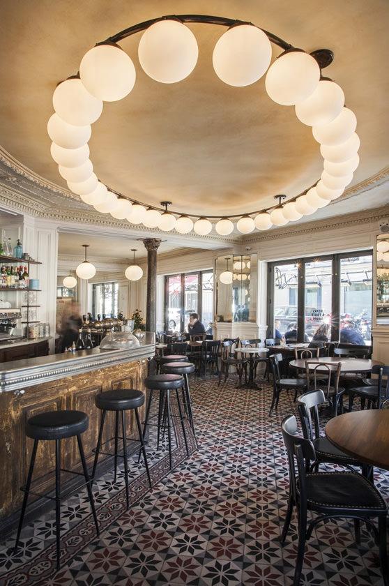 Michael malapert interior design restaurant la marine paris 05 michael malapert interior design architecte dintérieur paris