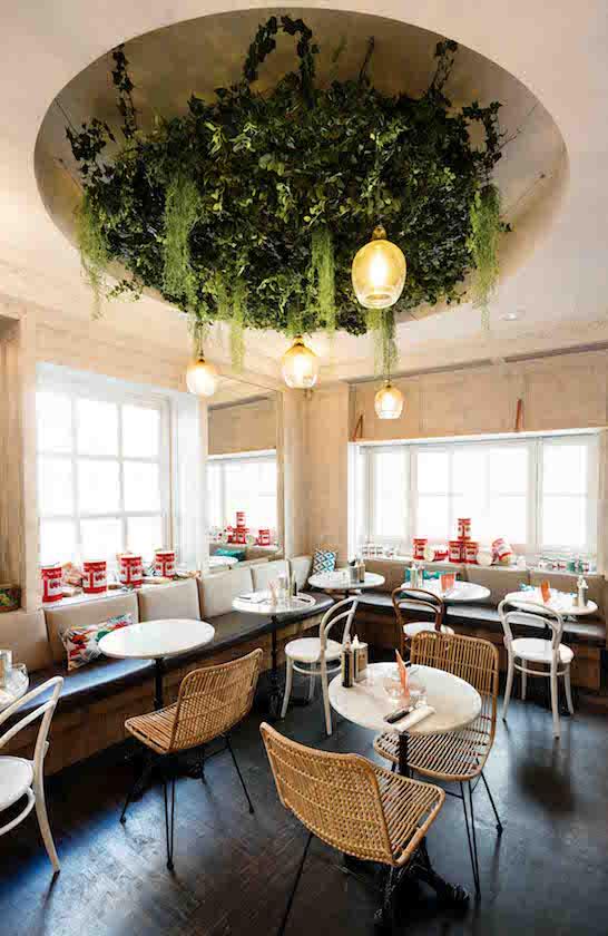 Michael malapert interior design restaurant italien fuxia salle paris 02 michael malapert interior design architecte dintérieur paris